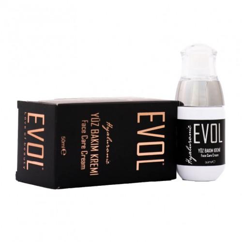 EVOL YÜZ BAKIM KREMİ (FACE CARE CREAM) 50 ml